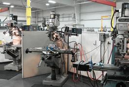 Aerospace Tooling Machining